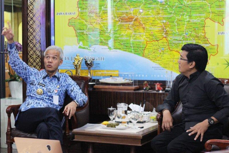 Denny Malik rancang event spektakuler di Borobudur