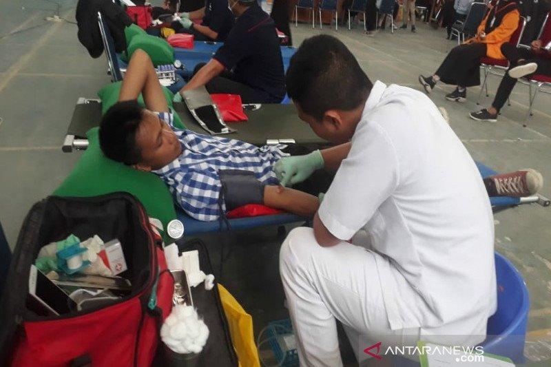UHO Kendari gandeng PMI gelar donor darah