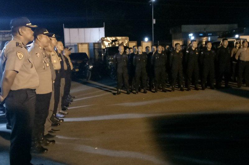 Polisi Mimika tingkatkan pengamanan jelang HUT KNPB