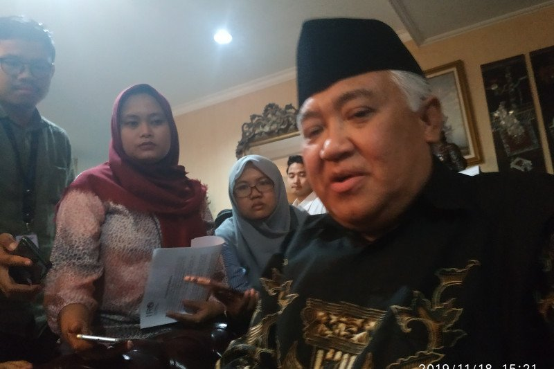 Muhammadiyah's leading scholar and former leader Bahtiar Effendy passes away
