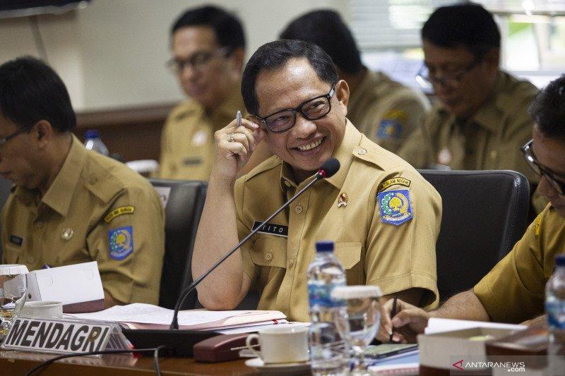 Tito perintahkan Pemda verifikasi desa