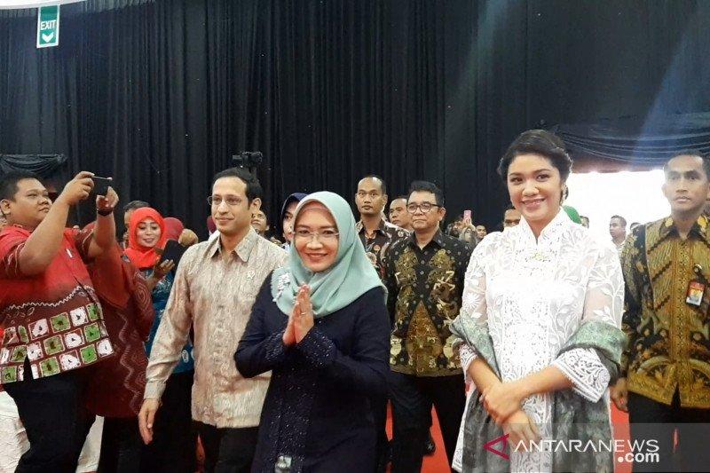 Istri Wakil Presiden tekankan pentingnya peran Bunda PAUD
