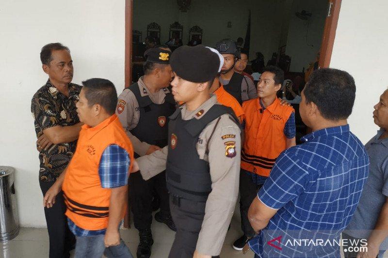 Pengadilan Tipikor Pontianak sidang perdana korupsi di Bengkayang
