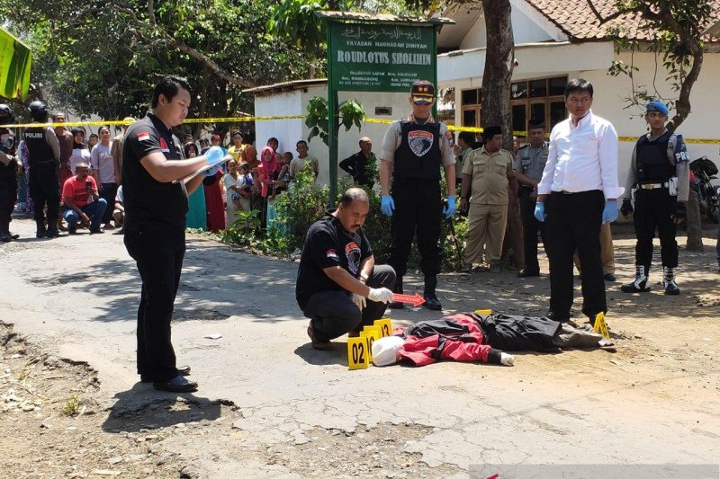 Kapolres Lumajang: Korban yang diisukan dukun santet dibunuh