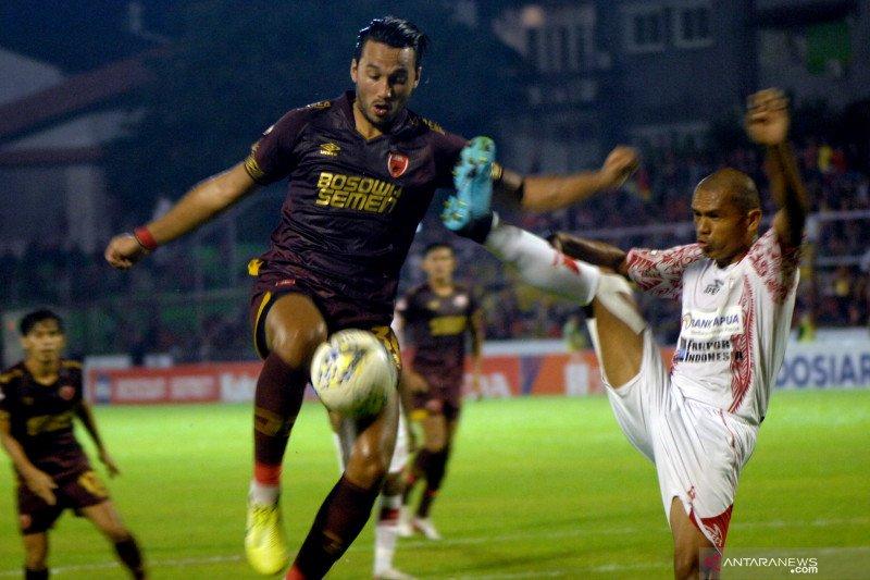 PSM Makassar menang melawan Persipura Jayapura