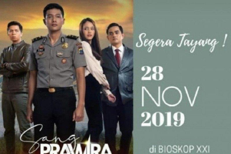 """Polri kembali rilis film layar lebar keempat berjudul """"Sang Prawira"""""""