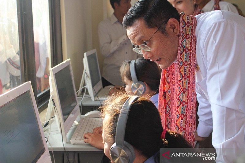 Mensos berharap BRSPDSN Manado dimanfaatkan secara optimal