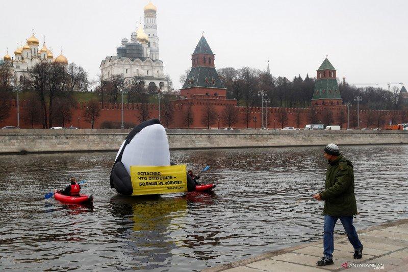 Hakim di Rusia vonis eks-tentara AS penjara 16 tahun karena spionase