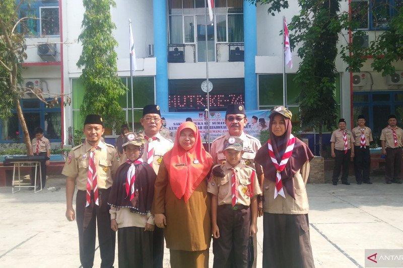 459 pelajar  Sekolah Islam Terpadu Sumbar ikuti kemah ukhuwah regional di Siak Riau