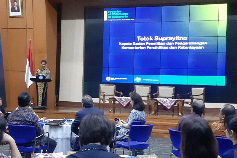 Kemendikbud: Perlu asesmen terkait data learning poverty di Indonesia