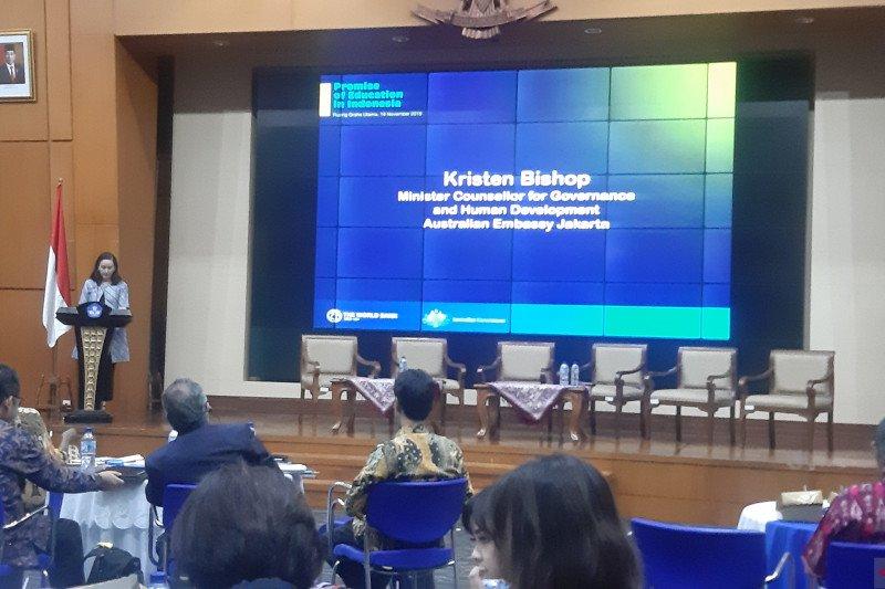 Australia berkomitmen dukung pendidikan berkualitas di Indonesia