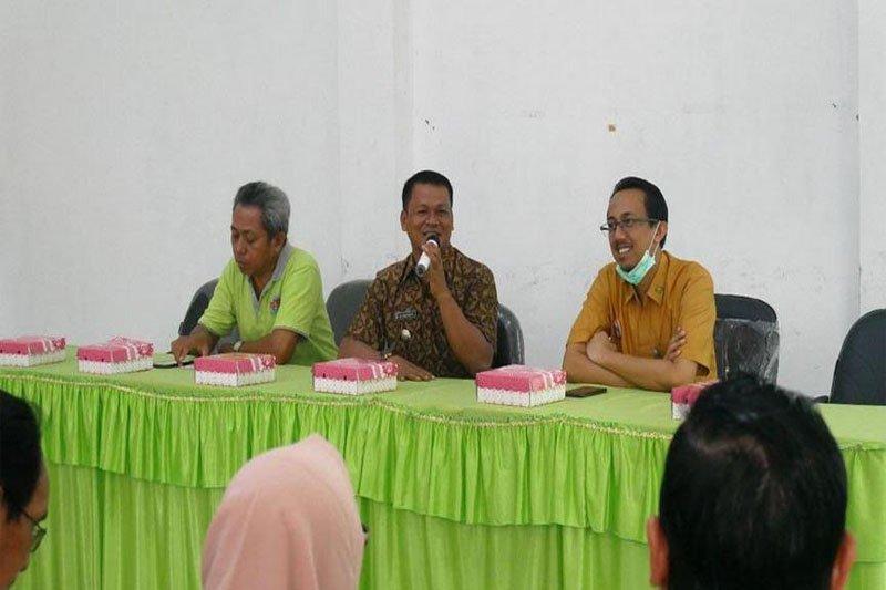 Kandui diharapkan menjadi desa percontohan JKN  di Barito Utara