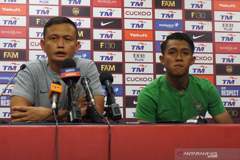 """Yeyen: Dua gol Malaysia """"hadiah"""" kesalahan pemain Indonesia"""