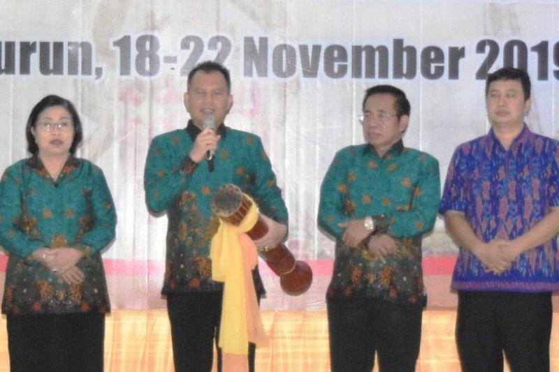Pererat persatuan melalui Festival Tandak Intan Kaharingan VIII Gumas