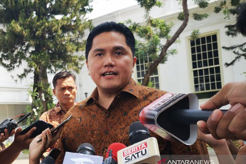 Erick Thohir: Butuh yang berakhlak kelola aset BUMN Rp8.200 triliun