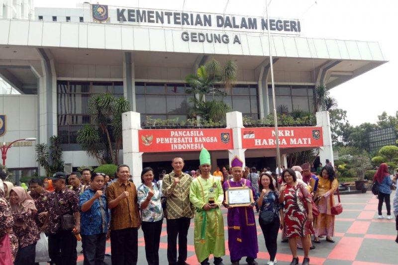 Sangihe terima penghargaan Kabupaten Sehat 2019