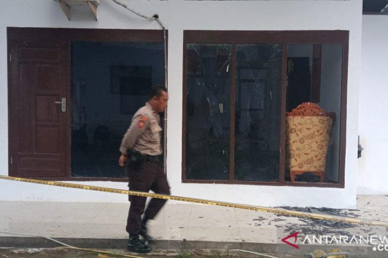 Detonator meledak di kantor Kajari Pare-pare