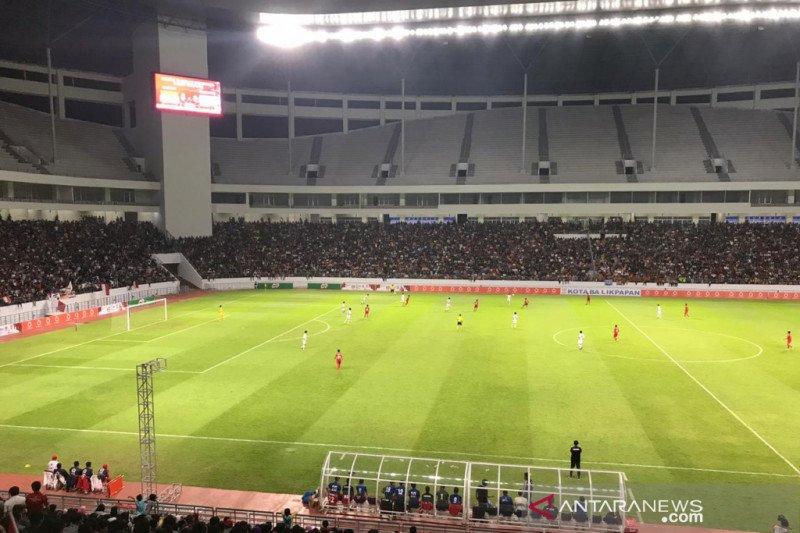 Diwarnai kartu merah, tim pelajar Indonesia tundukkan Korsel 2-1