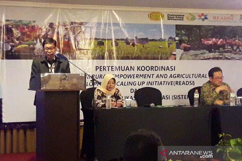 Kementan mengoptimalkan program READSI tingkatkan produktivitas pertanian