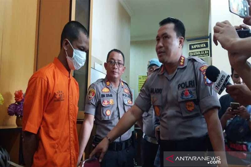Bobol toko handphone di Banjarmasin, ditangkap di Palangka Raya
