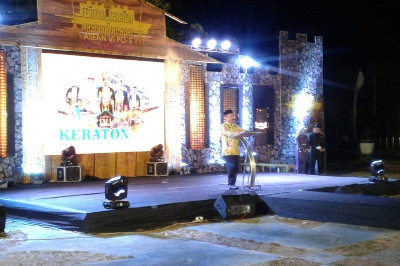 Sultan Cirebon berharap Keraton ASEAN bawa energi kepahlawanan