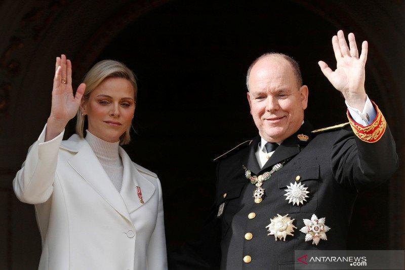 Pangeran Albert dari Monaco positif terpapar corona
