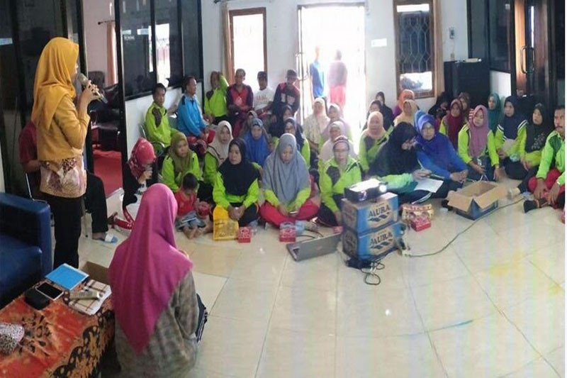 Puluhan peserta Prolanis Puskesmas Sikui ikuti kelas PRB