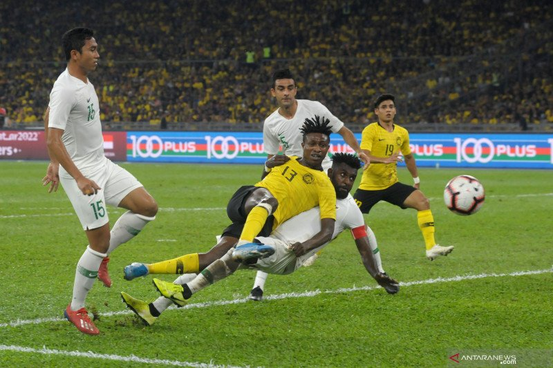 Indonesia setara Guam-Sri Lanka di Kualifikasi PD 2022 zona Asia