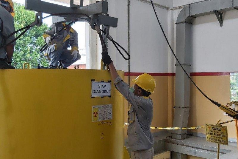 BATAN melimbahkan reflektor reaktor nuklir Triga Mark