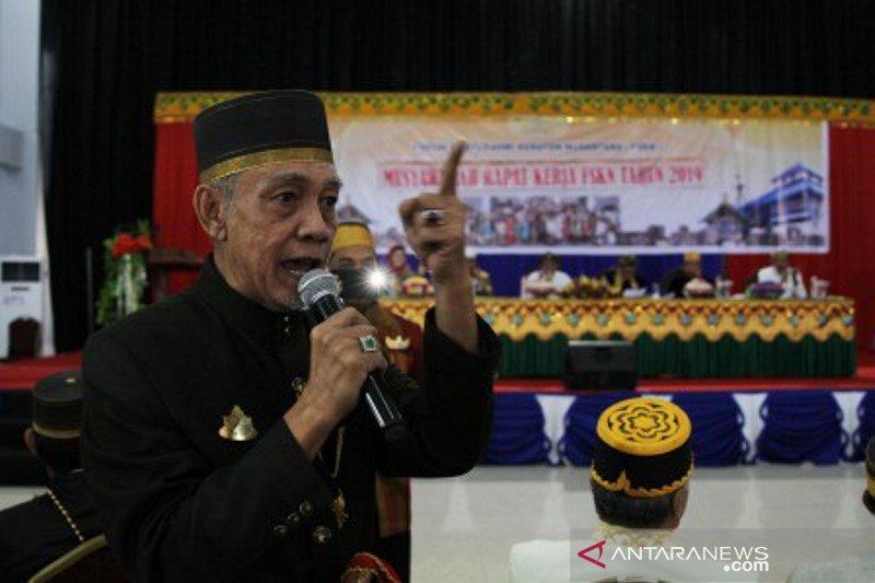 Musyawarah rapat kerja FSKN 2019