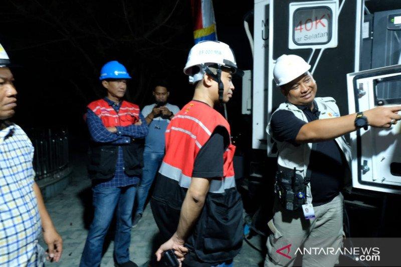 PLN Baubau gemerlapkan Festival Keraton ASEAN tanpa 'kedip'