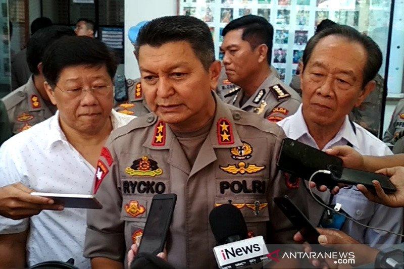 Polda Jateng gandeng PT Djarum kudus hijaukan perkantoran kepolisian