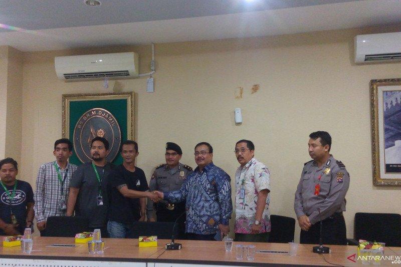 RSUP M Djamil Padang gratiskan biaya perawatan bayi Khalif