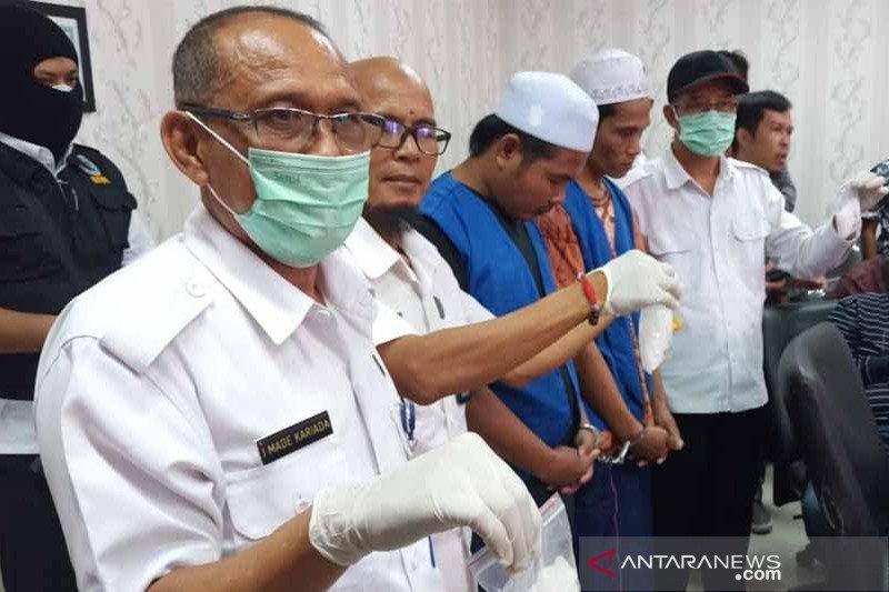 BNNP Kalteng duga ada 'pesta' narkoba di Lapas Sampit