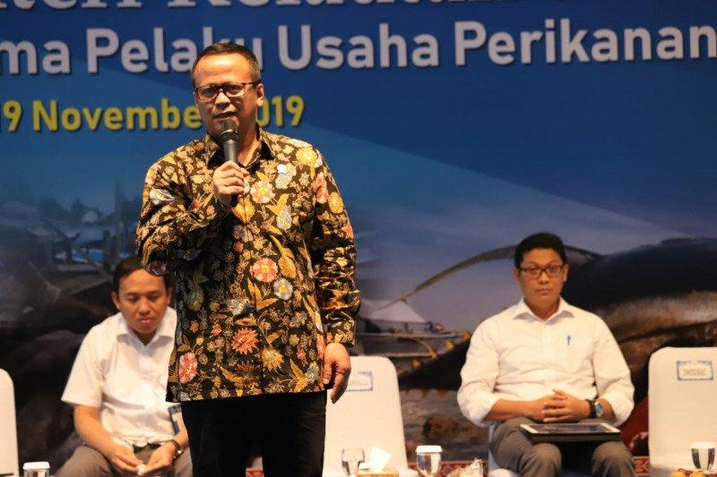 Menteri Kelautan dan Perikanan minta pengusaha perikanan tertib bayar pajak