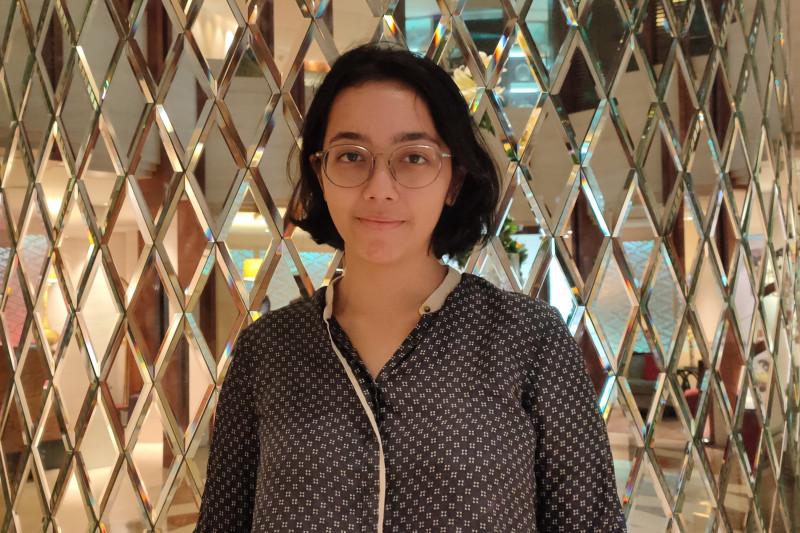 Bicara seni bersama seniman muda Malaysia,  Mulaika Nordin