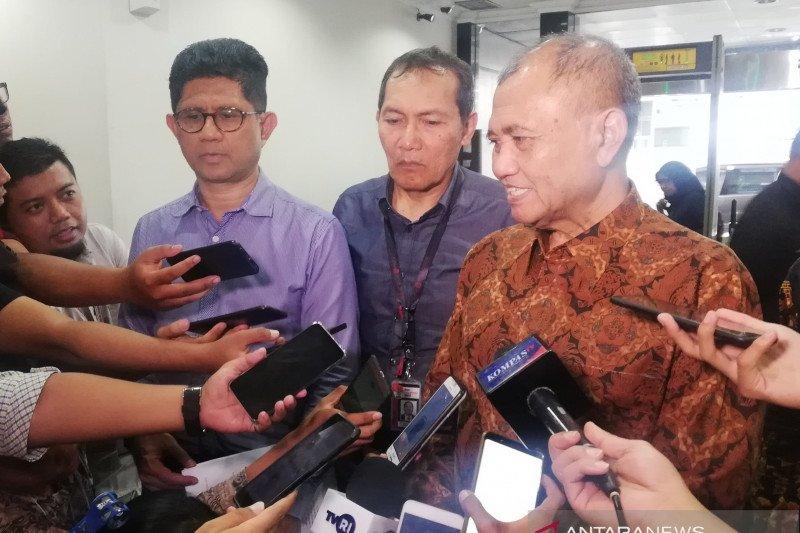 Ketua KPK klaim dua anggota KPK tetap dukung meski tak ikut gugat