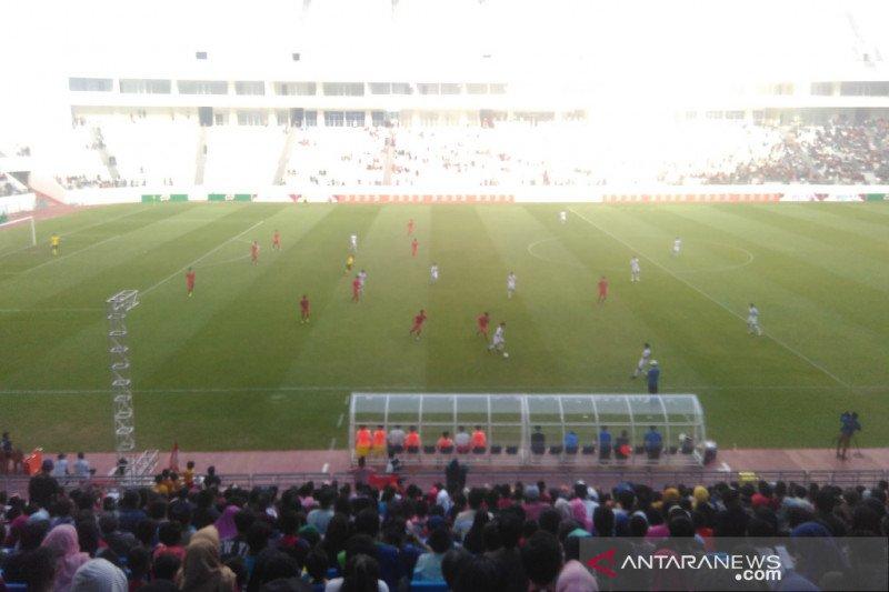 Tim pelajar China taklukkan Indonesia melalui gol  penalti