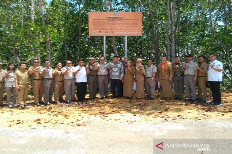 Kendari-BPN larang pemanfaatan hutan jadi pemukiman