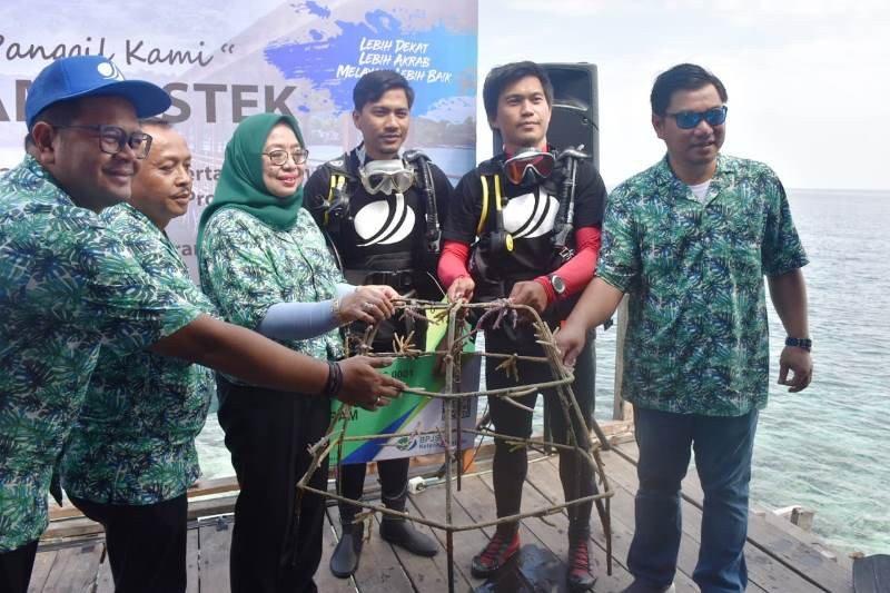 Sulbar jadikan Pulau Karampuang sebagai kawasan pariwisata terpadu