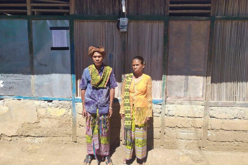 4.031 KK di Perbatasan RI-Timor Leste dapat sambungan listrik gratis