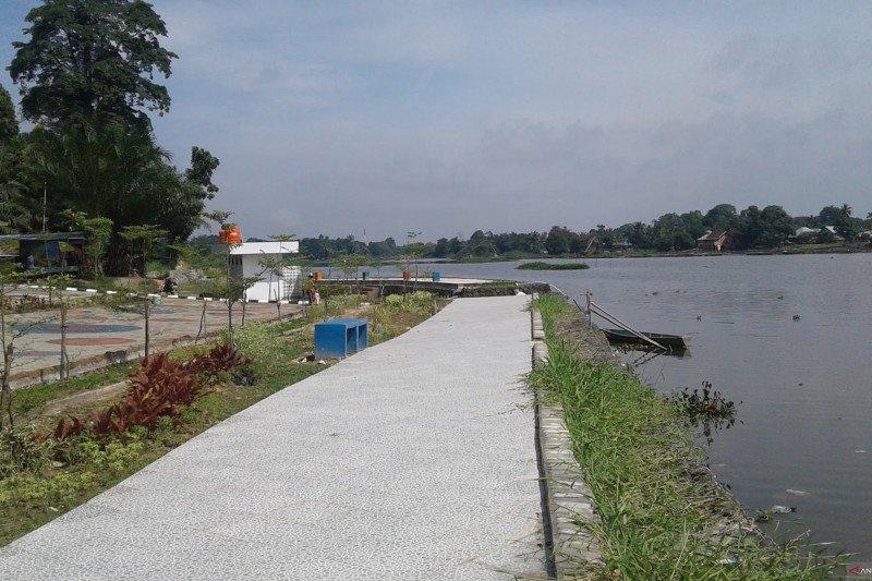 Pemkot Jambi kembangkan Danau Sipin jadi objek wisata unggulan