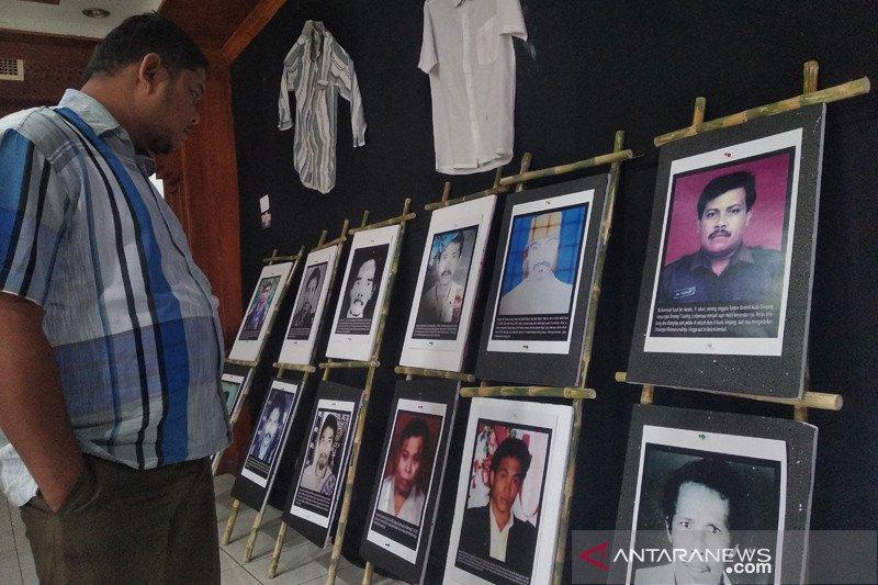 Kepada KKR, puluhan keluarga korban konflik Aceh sampaikan kesaksian