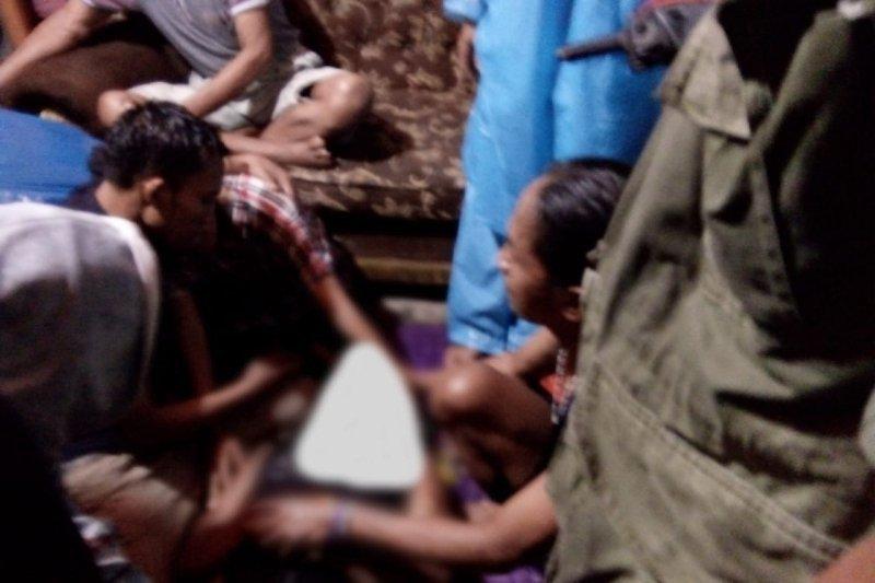 Sutan Palindih ditemukan tewas mengapung di Danau Maninjau dekat PLTA
