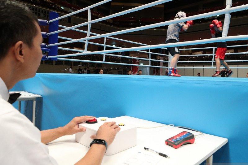 Tidak ada wasit tinju Olimpiade 2016 yang diikutsertakan pada 2020