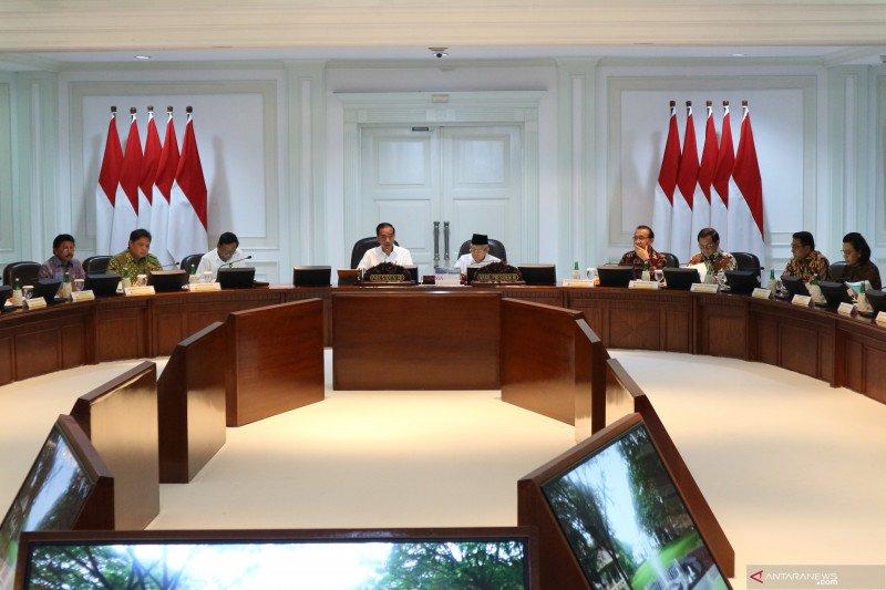 Presiden Jokowi targetkan Indonesia peringkat 40 indeks kemudahan berusaha