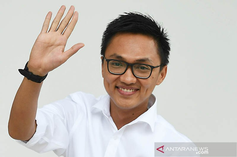 Mantan Ketum PMII jadi Staf Khusus Presiden Jokowi