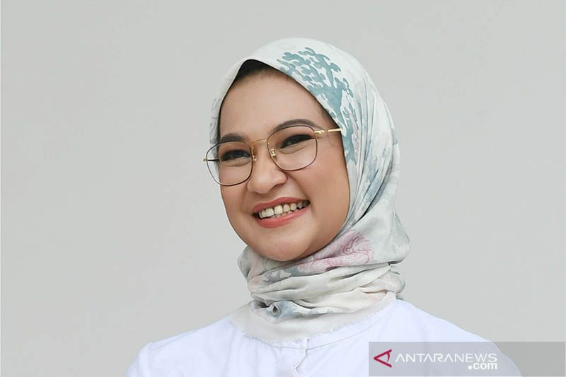 Angkie Yudistia, disabilitas inspiratif yang jadi  stafsus Jokowi