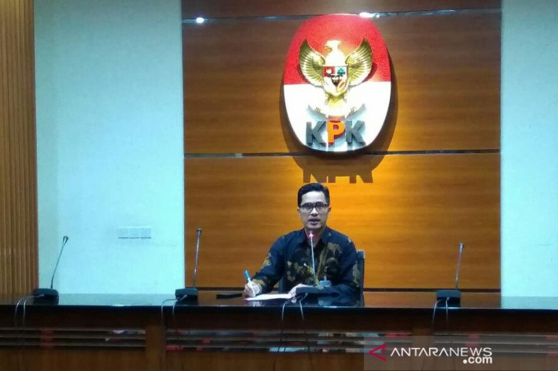 Konstruksi perkara tersangka baru korupsi RTH Pemkot Bandung