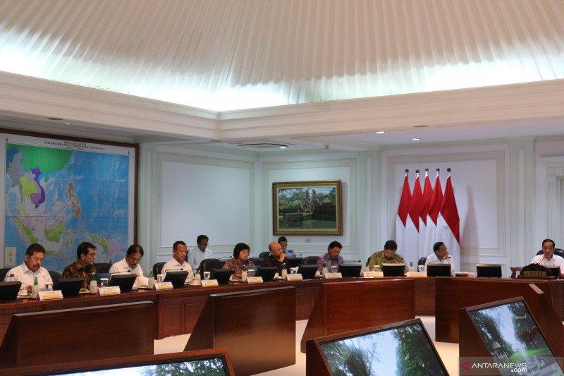 Presiden Jokowi perintahkan perbaikan lima hal terkait sektor pariwisata